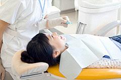 歯科の無痛治療:治田歯科医院