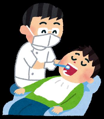 歯の知覚過敏について